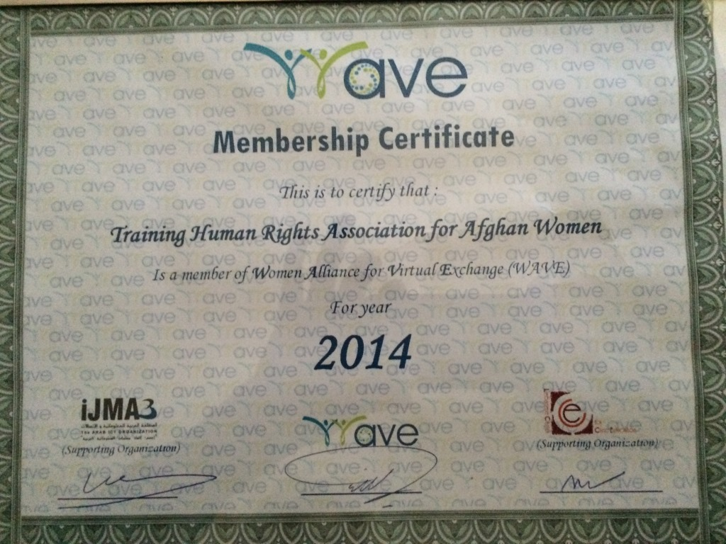 THRA- WAVE Membership